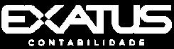 Logo Exatus Contabilidade Branco